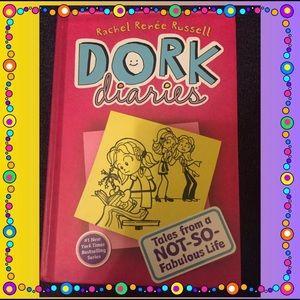 Dork Diaries Hardback Book 1